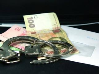 В Харькове сотрудницу исполнительной службы задержали на получении 20 тысяч гривен взятки